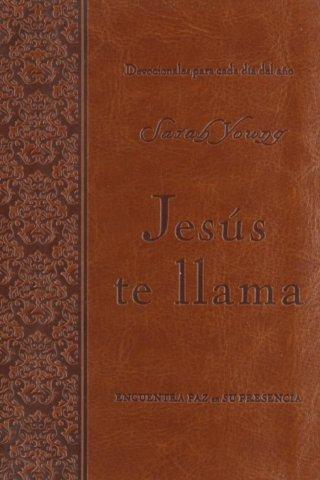 JESUS TE LLAMA – DEVOCIONALES PARA CADA DÍA DEL AÑO (Cubierta piel)