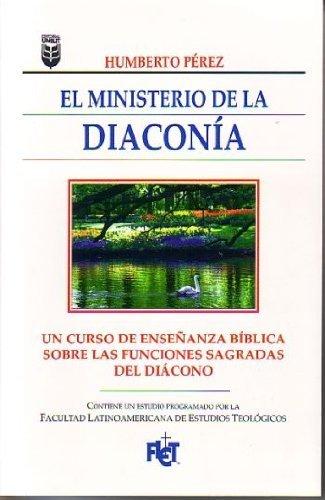 MINISTERIO DE LA DIACONIA (FLET)