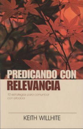 PREDICANDO CON RELEVANCIA