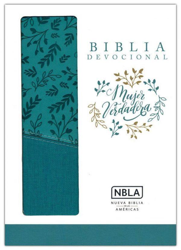 BIBLIA DEVOCIONAL MUJER VERDADERA