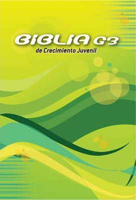 BIBLIA NVI G3 DE CRECIMIENTOJUVENIL- MINI