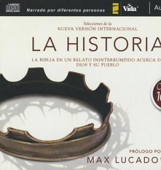 HISTORIA NVI AUDIO CD