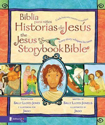 BIBLIA PARA NIÑOS - HISTORIA DE JESUS