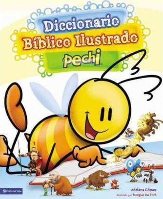 DICCIONARIO BIBLICO ILUSTRADO PECHI