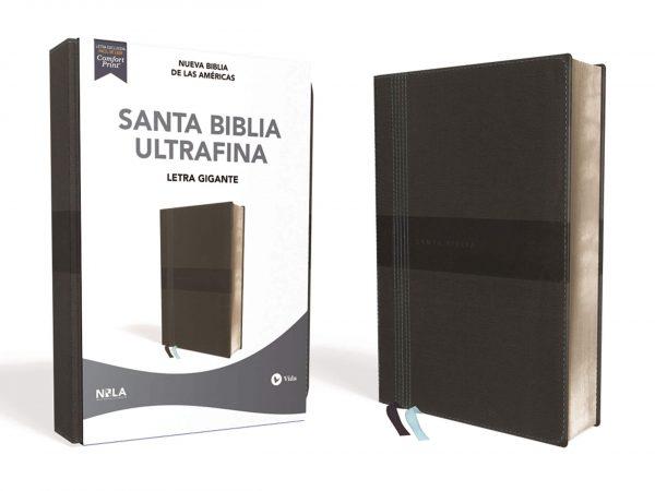 SANTA BIBLIA ULTRAFINA - LAS AMERICAS LETRA GRANDE