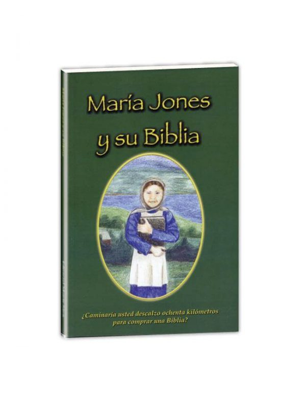 María Jones y su Biblia