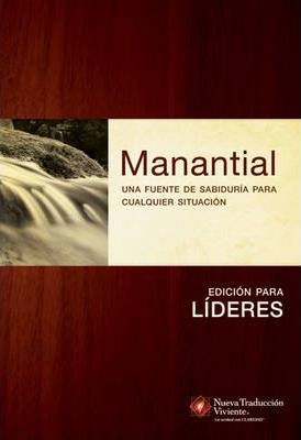 MANANTIAL - EDICION PARA LIDERES