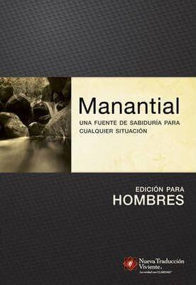 MANANTIAL - EDICION PARA HOMBRES