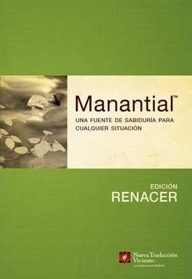 MANANTIAL -EDICION RENACER