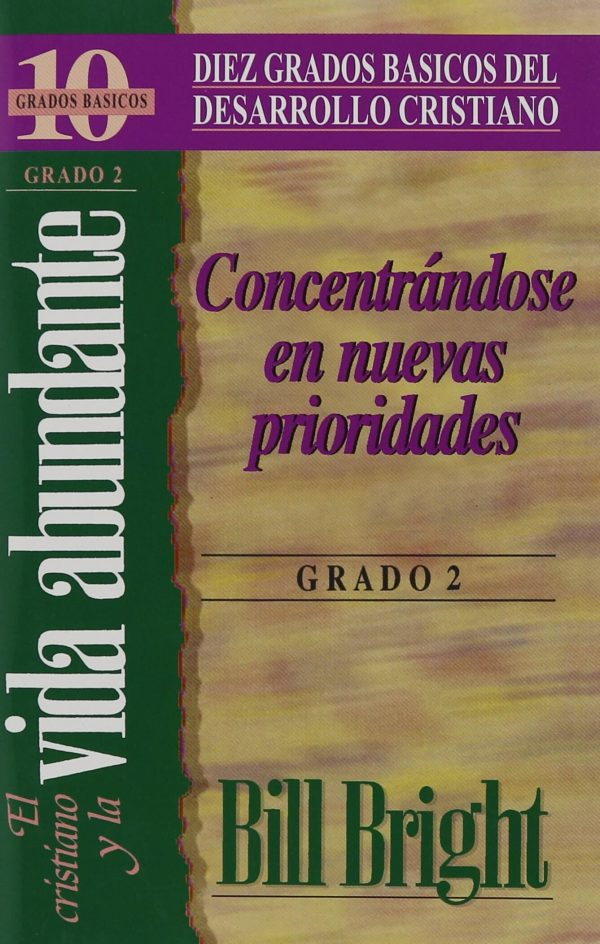 CRISTIANO Y LA VIDA ABUNDANTE (GRADO 2)