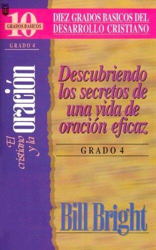 CRISTIANO Y LA ORACION (GRADO 4)