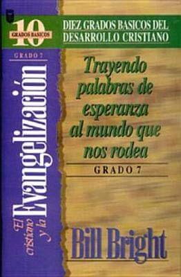 CRISTIANO Y LA EVANGELIZACION (GRADO 7)