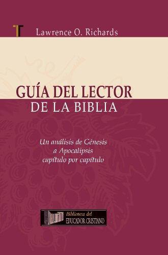 GUIA DEL LECTOR DE LA BIBLIA