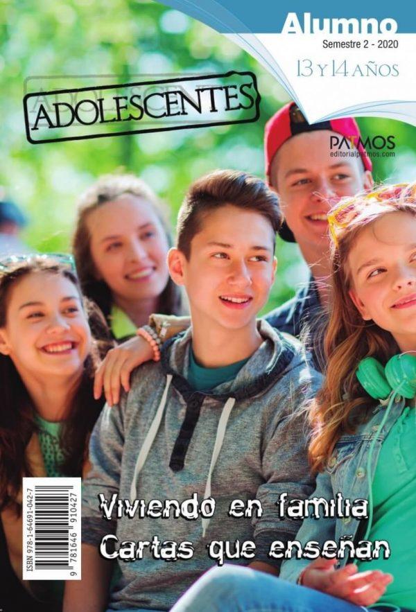 Adolescentes 7.Viviendo en familia