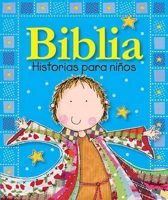 BIBLIA HISTORIA PARA NIÑOS