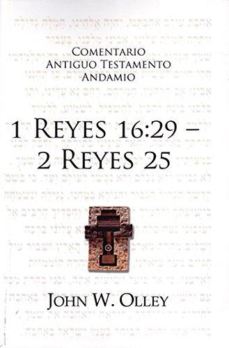 COMENTARIO ANTIGUO TESTAMENTO ANDAMIO - 1 REYES16:29 - 2 REYES 25