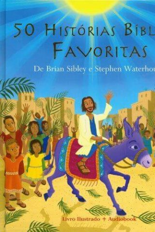50 Histórias Bíblicas Favoritas (Portugues)
