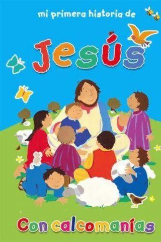 Mi primera historia de Jesús