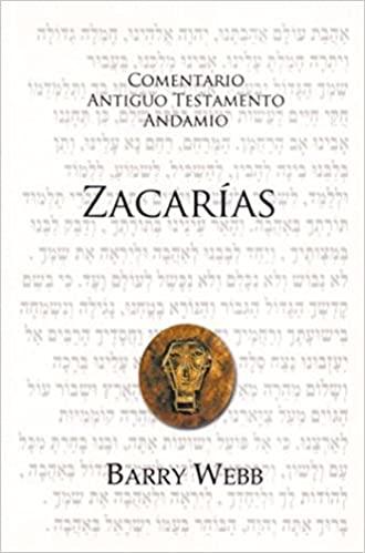 COMENTARIO ANTIGUO TESTAMENTO ANDAMIO - Zacarías