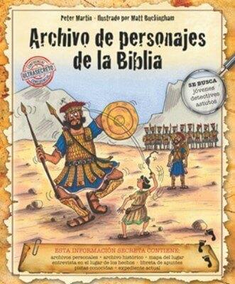 Archivo de personajes de la Biblia