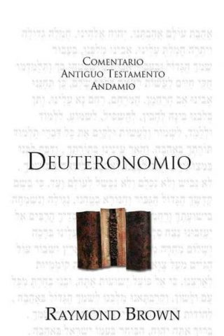 COMENTARIO ANTIGUO TESTAMENTO ANDAMIO – Deuteronomio