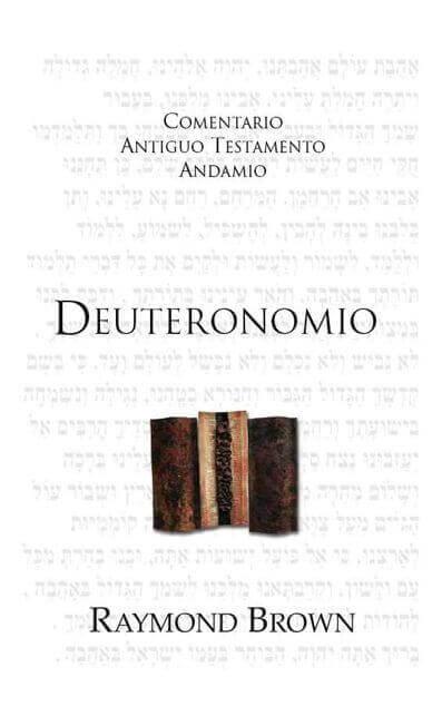 COMENTARIO ANTIGUO TESTAMENTO ANDAMIO - Deuteronomio